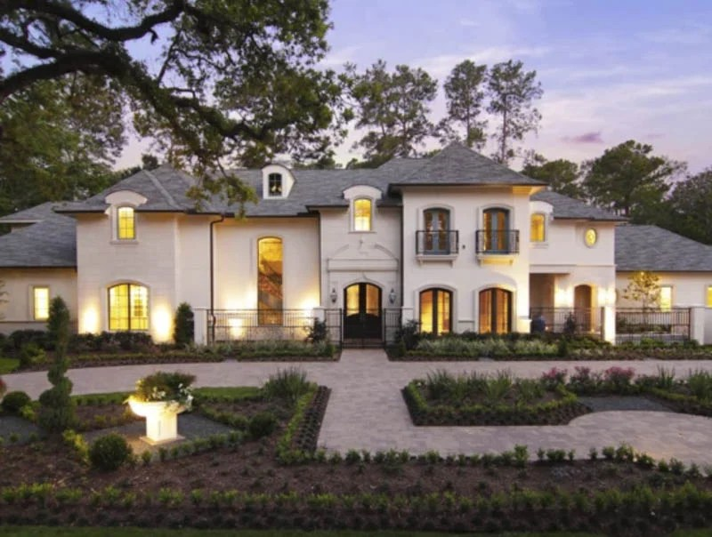 Custom Homes Houston