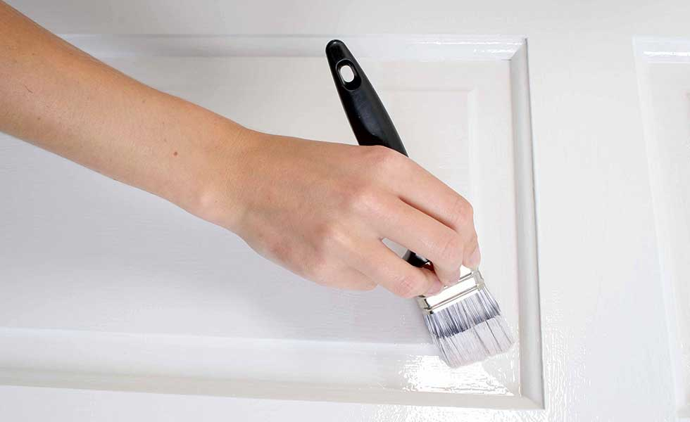 how to paint gloss