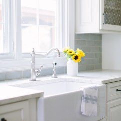 Alternatives To Kitchen Cabinets Bronze Faucets Before-and-after Double Island Renovation - Home ...