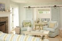 Coastal Cottage with Paint Color Ideas - Home Bunch ...