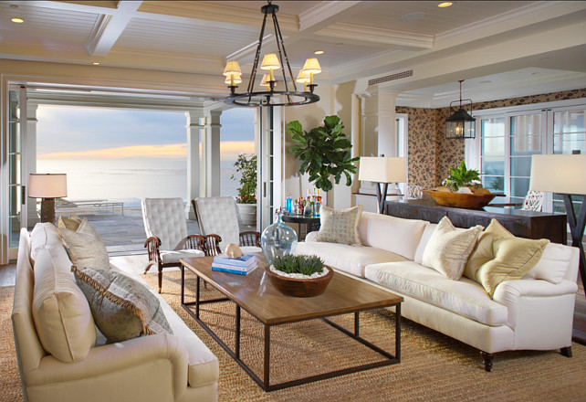 Coastal Room Design Ideascoastal Living Rooms Home Design Ideas