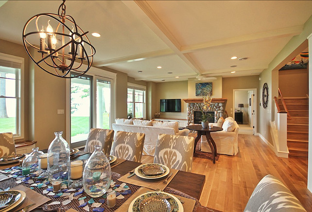interior living room paint ideas veranda magazine rooms leed coastal cottage - home bunch design