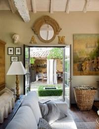 Restored Schoolhouse in Spain - Home Bunch Interior Design ...