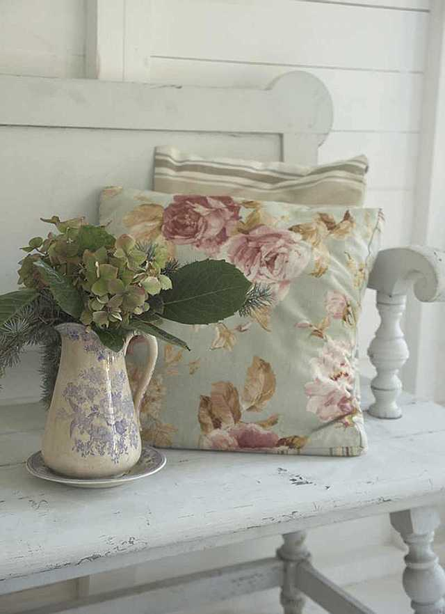 Cottage of the Week Feminine Cottage  Home Bunch