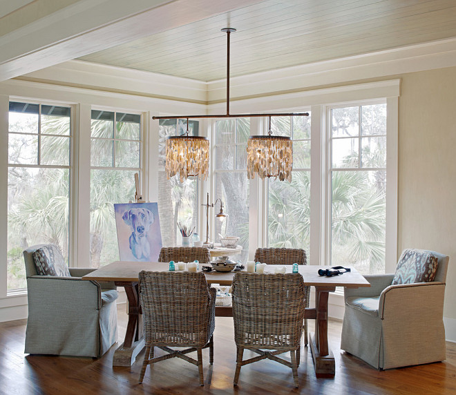 Breezy Lowcountry Home: Low Country Interior Design Ideas