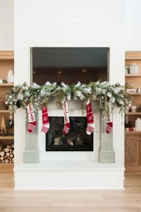 Christmas Fireplace Stockings | www.imgkid.com - The Image ...