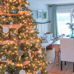 Ideas For Decorating My Living Room Christmas Bookshelf Have A Merry Home Bunch Interior Design Dining Tree Decor