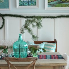 Kitchen Table Island Combo Styles Of Cabinets Have A Merry Christmas! - Home Bunch Interior Design Ideas
