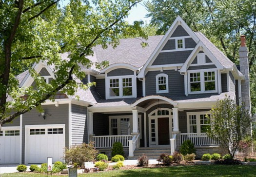 Benjamin Moore Platinum Gray Exterior Paint Home Painting