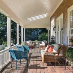 Kitchen Cabinet Paint Ideas Utility Cart Harbor View Single Cottage - Home Bunch Interior Design