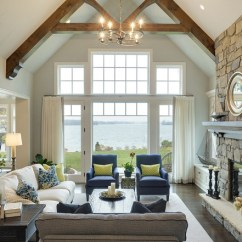 Lake House Living Room Photos Decorating Ideas Picture Frames Inspiring Interiors Home Bunch Interior Design And Pictures Lakehouse Livingroom Livingroomdesign Livingroompictures