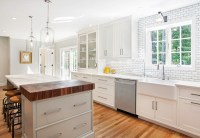 Modern Farmhouse Kitchen Design - Home Bunch Interior ...