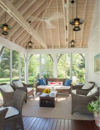 Maine Beach House with Classic Coastal Interiors - Home ...