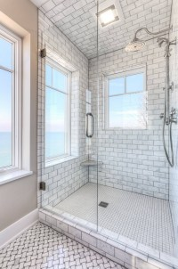 Tile Ceiling In Shower