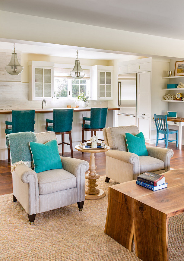 Beach House With Neutral Interiors Home Bunch – Interior Design