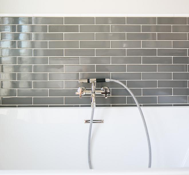 Wall-mount tub filler. The wall-mount tub filler is from Kohler. Wall-mount tub filler #Wallmounttubfiller Patterson Custom Homes