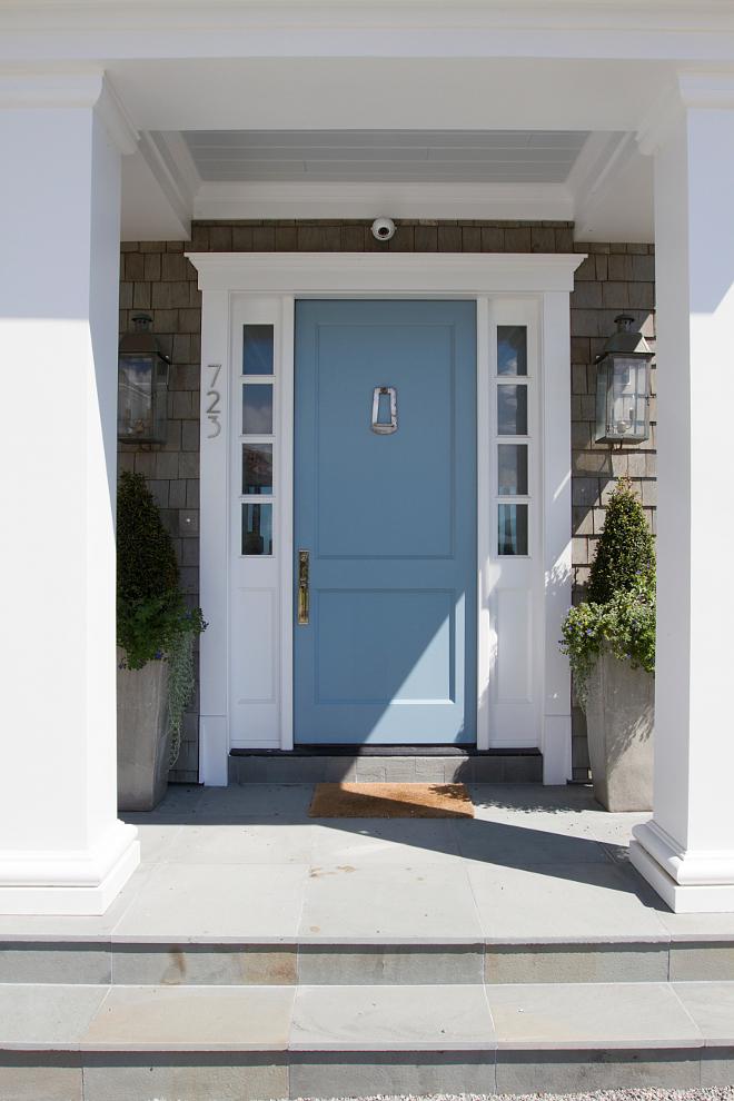 Shingle Style Gambrel Beach House