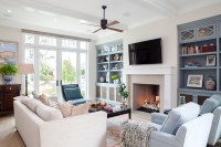 Open Concept Beach House - Home Bunch Interior Design Ideas