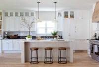 Neutral Modern Farmhouse Kitchen & Bathroom