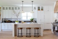 Neutral Modern Farmhouse Kitchen & Bathroom - Home Bunch ...