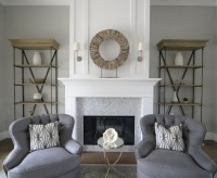 Neutral Home with Inspiring White & Gray Interiors - Home ...