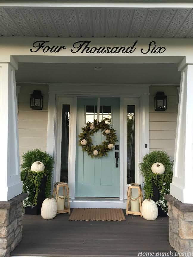 2016 Farmhouse Fall Decorating Ideas