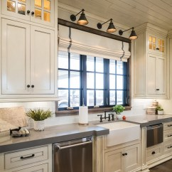 Off White Kitchen Cabinets Good Knives 6 Cabinet Color Trends Decorated Life Colors