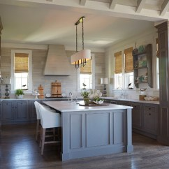 Espresso And White Kitchen Cabinets Country Door Knobs Florida Vacation Home Interiors Ideas - Bunch ...