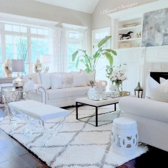 Beige Leather Dining Chairs Room Fabric Beautiful Homes Of Instagram - Home Bunch Interior Design Ideas