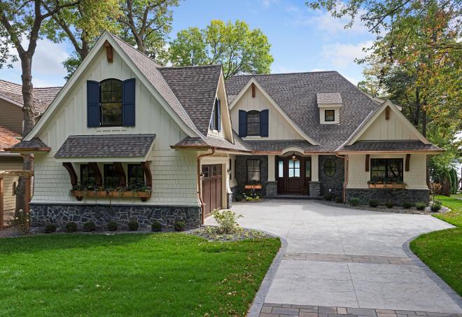 Classic Lake Cottage Home Design Home Bunch – Interior Design Ideas