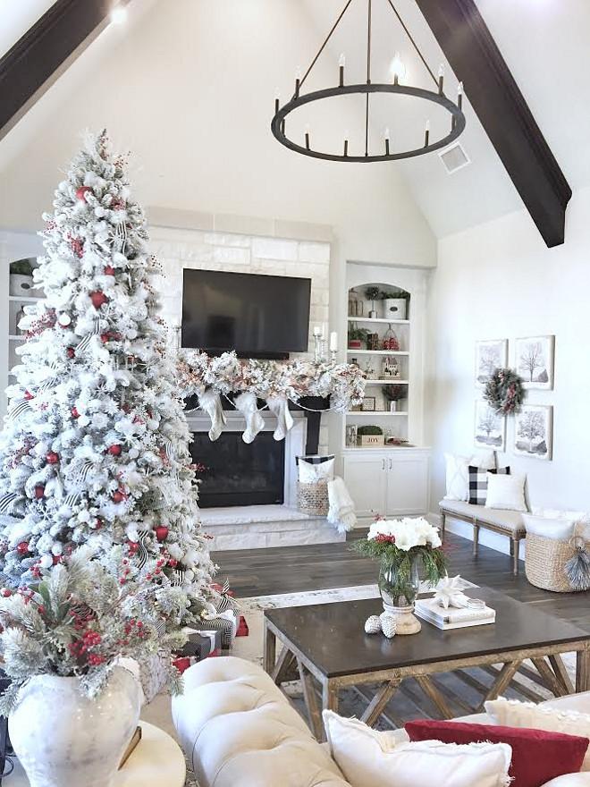 Christmas Decor Living Room