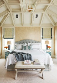 Blue and White Beach House Design