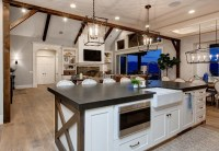 Timber Frame Home with Farmhouse-Inspired Interiors - Home ...