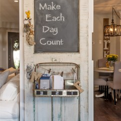 How Much Are New Kitchen Cabinets Aid Sale Whitewashed Brick & Reclaimed Barn Wood Shiplap Interiors ...