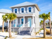 Beach House Colors Exterior
