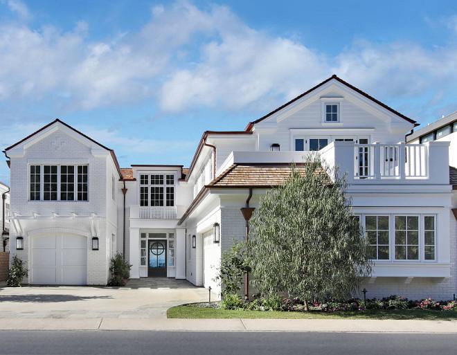 White Cape Cod Beach House Design Home Bunch – Interior Design Ideas