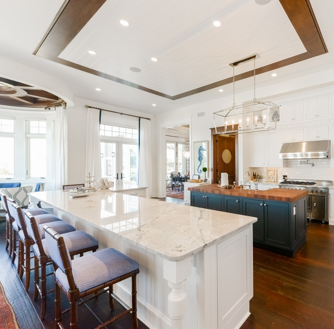 Classic Shingle Home with Beautiful Interiors  Home Bunch