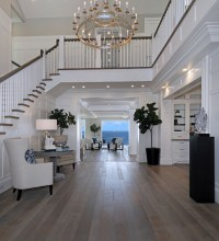 White Cape Cod Beach House Design - Home Bunch Interior ...