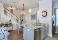 Beach Cottage with Whitewashed Plank Walls - Home Bunch ...
