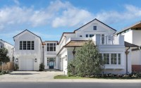White Cape Cod Beach House Design - Home Bunch Interior ...