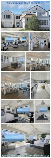 Cape Cod California Beach House - Home Bunch Interior ...