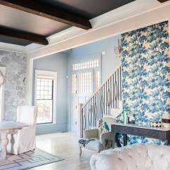 Black Parsons Chair Beach Sun Shade Beautiful Homes Of Instagram - Home Bunch Interior Design Ideas