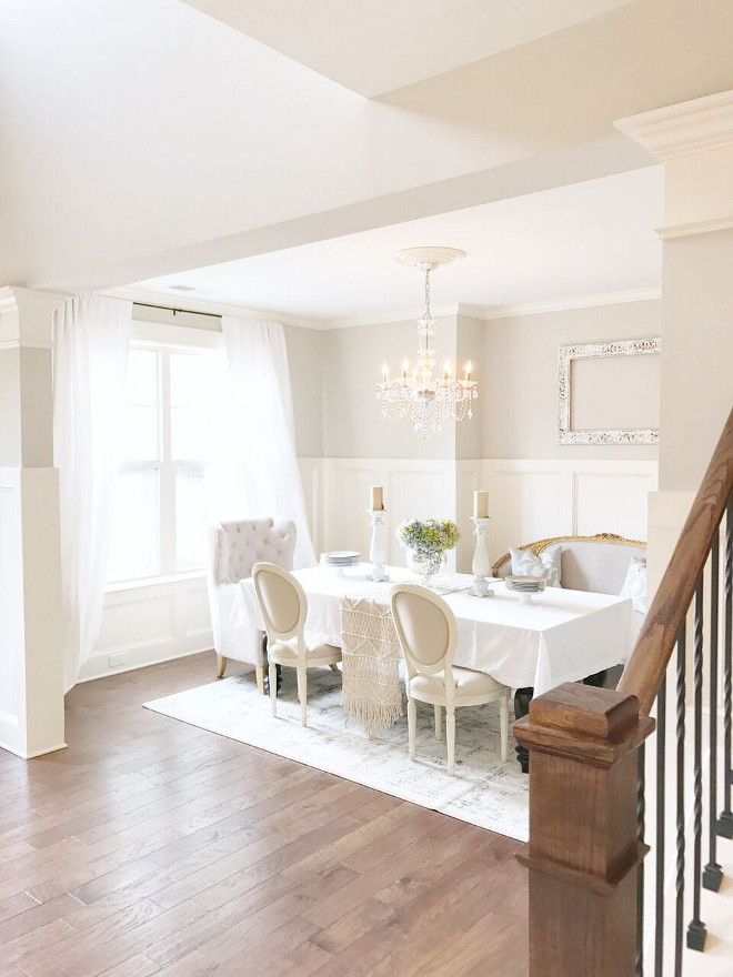 Beige Neutral Colors Not Wall