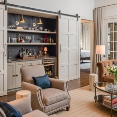 Kitchen Barn Doors Do It Yourself Countertops Interior Design Ideas - Home Bunch