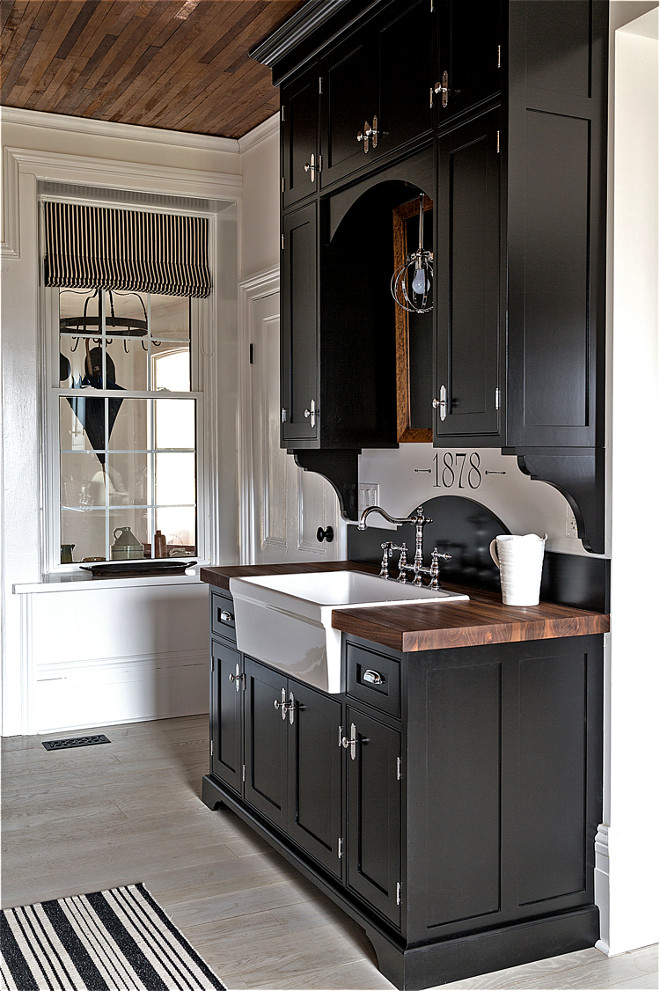 kitchen black cabinets ikea lighting beautiful homes of instagram - home bunch interior design ...