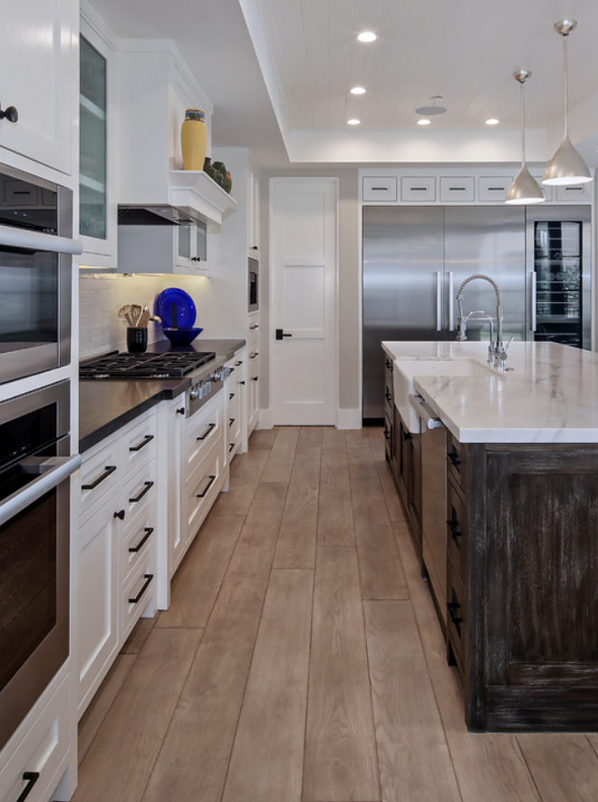 kitchen cabinets color panda california modern farmhouse style beach house - home bunch ...