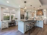 Transitional Modern Farmhouse Kitchen Design - Home Bunch ...