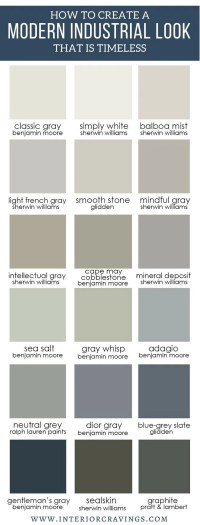 Category: Paint Color Palette - Home Bunch Interior Design ...