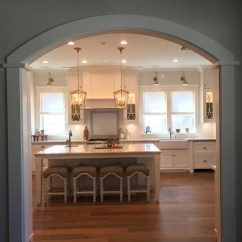 How Much Are New Kitchen Cabinets Small Pendant Lights For Classic White – Renovation Inspiration - Home ...