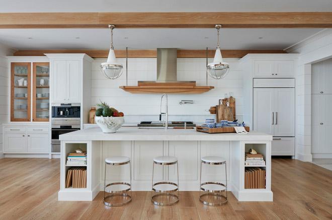 Florida Beach House with Coastal Farmhouse Interiors  Home Bunch Interior Design Ideas